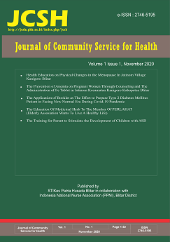 Journal of Community Service for Health